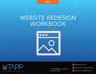 Tapp Network - Nonprofit Website Redesign Workbook