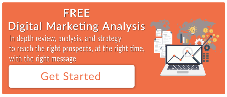 Free Digital Marketing Analysis