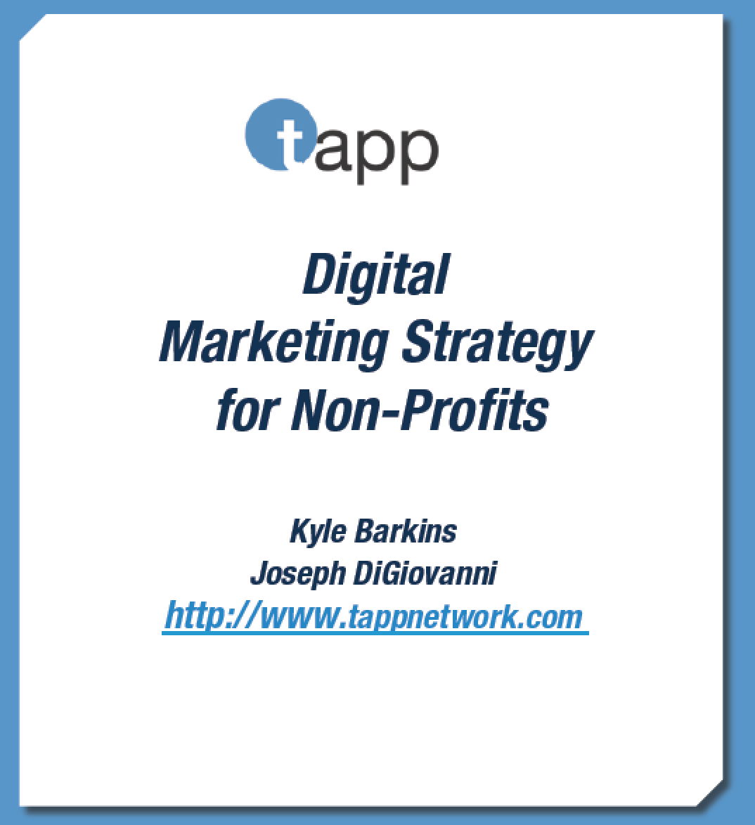 Digital Marketing for Nonprofits Strategy Guide
